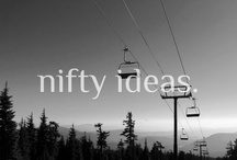 nifty ideas. / by Emily Pullen