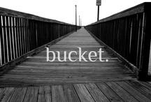 bucket. / by Emily Pullen