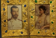 Russia: Royalty and Rulers-Tsar Nicholas II, Wife and Children / The family of the last Tsar of Russia, Nicholas II, and his family.  They have always interested me & I have read all of Robert Massie's book on them, as well as others. / by Joanne Ellis