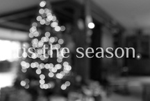 tis the season. / by Emily Pullen