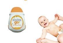 Snuza Go - Baby Monitors / by Marilyn Jean