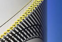 staircases to heaven / Ascending, descending....and back again. / by Marla Malatak