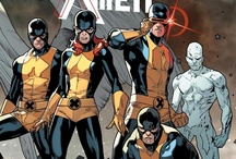 Mutants, Gothamites, Trekkers, Force Wielders, & Ring Bearers Unite! / Cartoon, Sci-Fi, Fantasy, Movies, Novels, Comic Books, Game and/or Toy loving Nerds, Geeks and Weirdos welcome… But PLEASE learn howta be so con sabor aka flavor… Too many beautiful girls out there for you to be alone at home on a weekend with the above list of items and no female to share them with… Remember that yesterday's nerd is today's hipster… This is YOUR world… Now get out there and find yourself a woman! lol ;) And YES the X-Men are my telenovela… It's a spic thang! ;) / by Cervantes Galán
