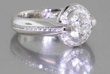 engagement rings / by Jewelsmith