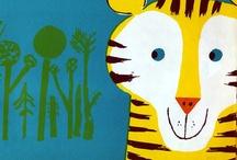 Illo Animals / by Sarah Walsh