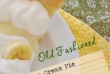 Pies-Tarts-Turnovers- Pastries- Cobblers / by Chris Papuga