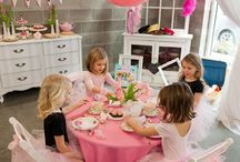 party ideas / by Mandy Poulos