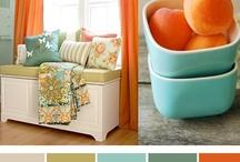 Color Palette Inspiration / by Bev Rogan