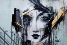 Street Art / by Thina Grotmark