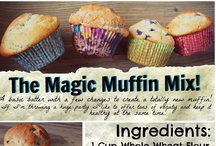 Do You Know the Muffin Man? / A place for muffins, loaf, cupcakes and other sweet, wheat-filled deliciousness. / by Jenha Martin