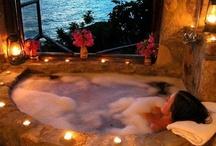 Casa Capomo Bathroom / Inspiration for a bathroom in my dream home. / by Victoria Watts