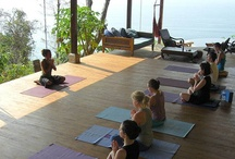 Jungle Home Yoga / Inspiration for a yoga platform in the jungle. / by Victoria Watts