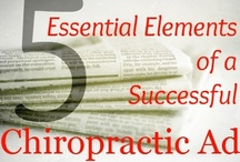 Chiropractic Advertising / by DC Practice Tools