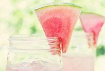drinks / by Morgan Mueller