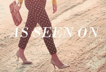 Nine West: As Seen On / Nine West on shoppers, bloggers and celebs! / by Nine West Canada