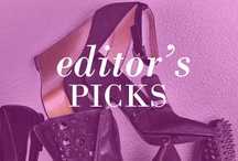 Editor's Picks / See what the fashion editors are raving about at Nine West! / by Nine West Canada