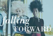 Falling Forward / by Nine West Canada
