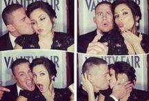 favorite celebrity couples <3 / by Rachael Walker