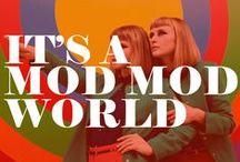 It's a MOD MOD world / by Nine West Canada