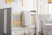 Nursery Ideas / by Melissa Gough