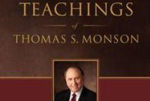 President Thomas S. Monson / by Deseret Book