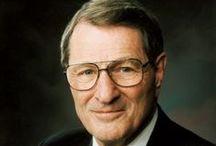 Elder Neal A. Maxwell / by Deseret Book