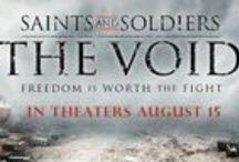 Saints & Soldiers / by Deseret Book