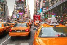 NYC / by Kristen K.