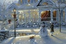 Wintertime / by Cheryl Miller