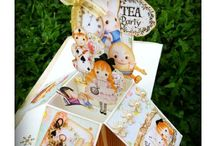 Cards and PaperCraft Ideas / by Nueng Heartmade Papermania