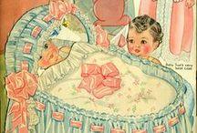 Vintage Baby & Children / by Cheryl Miller