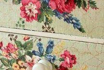 Vintage Decor & Linens / by Cheryl Miller