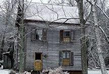Old Wonderful Houses / by Cheryl Miller