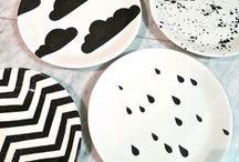 ceramic & porcelain / by Sónia Morgado