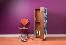 Deco objects and furniture / by Delphine Doreau