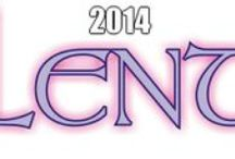 Lent 2014 / by Spiritual Lives Of Women
