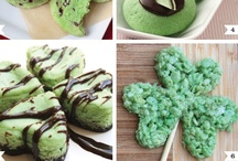St. Patty's THINK GREEN / Everything for St. Patrick's Day -- food, decor, gifts, games, and more! / by Tonya DeWitt
