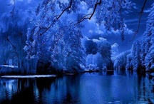 Blue / by Karen J.