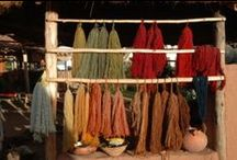 Natural Yarn Dyes / by Holly Van Houten Ⓥ
