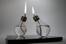 Bright ideas for upcycled lighting / by PlanetReuse Marketplace