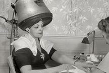 new salon? / by Christine Travis