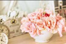 Shabby chic and romantic ispirations / by Mari Crea
