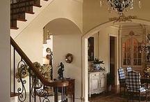 Fantastic Rooms, Interiors, Entrances / by Mary Gresham