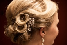 Hair Styling / by Wedding Planner & Guide