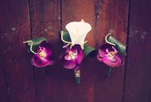 Boutonnieres / by Wedding Planner & Guide