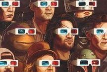 Geeksplosion! / Geek humor, mashups, parodies, infographics and other cool slices of geekdom. / by Bryan Superfreak Mangum