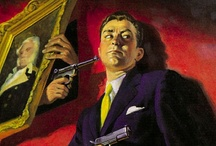 Crime Geek! / Noir, detectives, gangsters and smooth criminals. / by Bryan Superfreak Mangum
