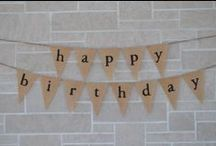 Birthday Parties! / by Amy Retallic