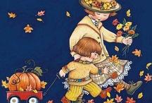 Autumn's Glory / by Mary Gresham