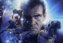 Cyberpunk Geek! / Cyberpunk and the oppressive techno-future: Akira, Big Brother, Blade Runner, the Matrix, Neuromancer, Transmetropolitan, etc. / by Bryan Superfreak Mangum